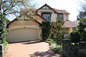 ( Front View ) Killara - Stanhope Road